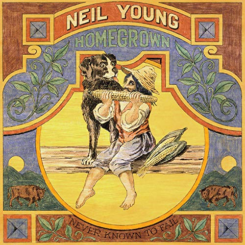 Neil Young Homegrown (standard Version)