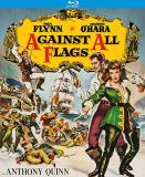 Against All Flags Flynn O'hara Blu Ray Nr