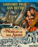The World In His Arms Peck Blyth Quinn Blu Ray Nr