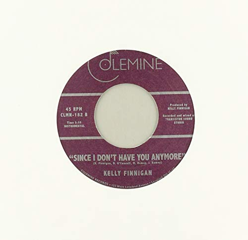 finnigan-kelly-since-i-dont-have-you-anymore-clear-vinyl-since-i-dont-have-you-anymore