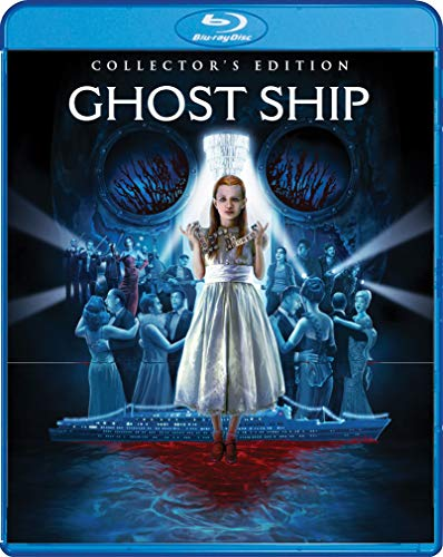 Ghost Ship (2002) Margulies Dimitriades Harrington Blu Ray R
