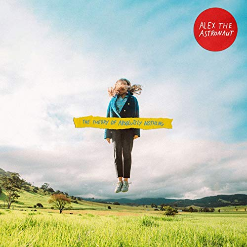Alex The Astronaut The Theory Of Absolutely Nothing (red Vinyl)