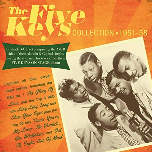 five-keys-five-keys-collection-1951-58