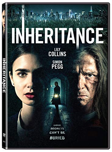 Inheritance Collins Nielson Pegg DVD Nr