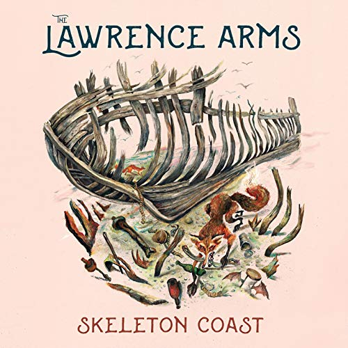 lawrence-arms-skeleton-coast-indie-exclusive-opaque-sunburst-vinyl