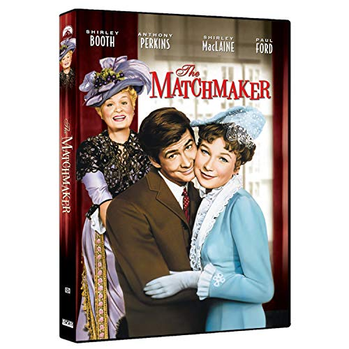 the-matchmaker-booth-maclaine-perkins-dvd-mod-this-item-is-made-on-demand-could-take-2-3-weeks-for-delivery