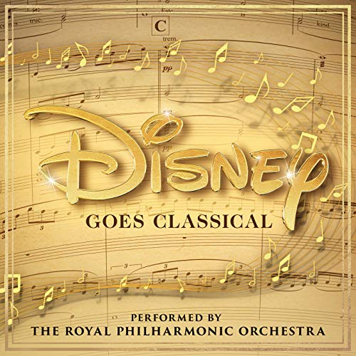 The Royal Philharmonic Orchestra Disney Goes Classical Lp
