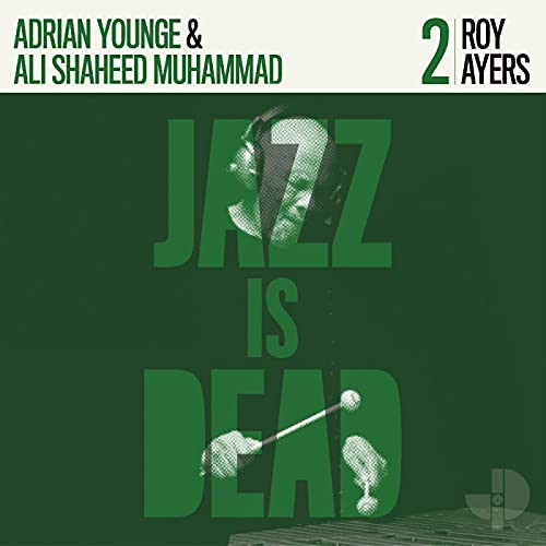 Adrian / Ali Shaheed Mu Younge/Roy Ayers@Amped Non Exclusive