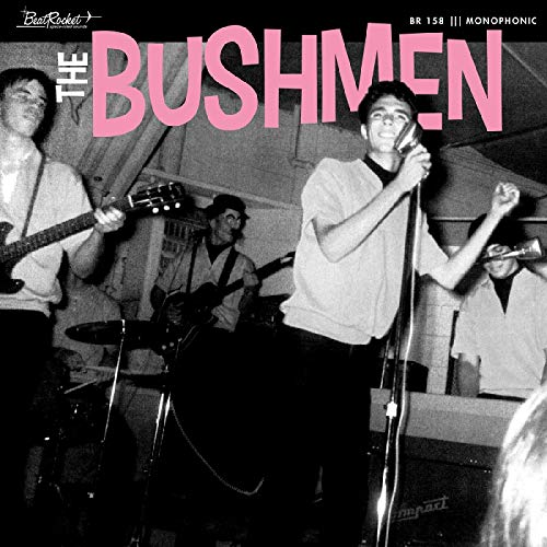 The Bushmen The Bushmen (opaque While Vinyl) Color Vinyl