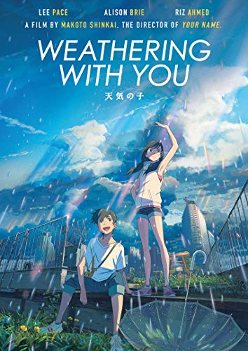 Weathering With You Weathering With You DVD Pg13
