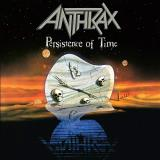 Anthrax Persistence Of Time (30th Anniversary Edition) 4 X Lp