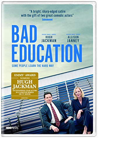 Bad Education Janney Jackman DVD Tvma