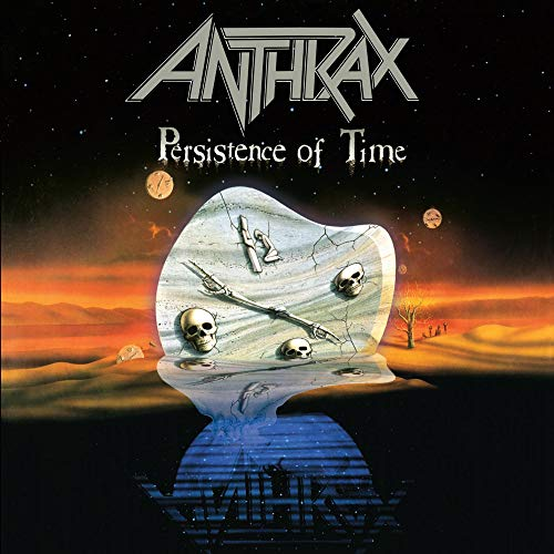 Anthrax Persistence Of Time (30th Anniversary Edition) 3 Discs
