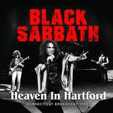 Black Sabbath Heaven In Hartford