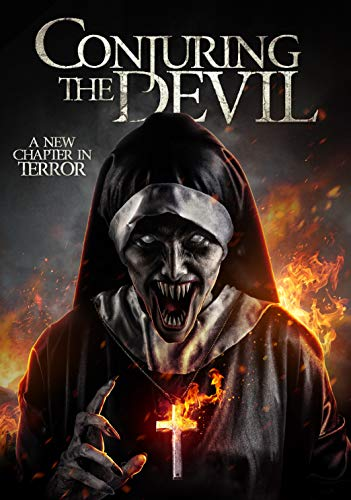 Conjuring The Devil Dinapoli Love DVD Nr