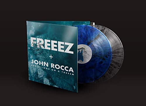 Freeez & John Rocca Southern Freeez Variations On A Theeem 2lp One Marbled One Splatter