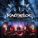 Kamelot I Am The Empire (live From The 013) Blu Ray+dvd+2cd