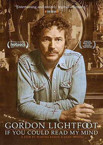 Gordon Lightfoot If You Could Read My Mind DVD Nr
