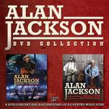 Alan Jackson DVD Collection A Live Concert & Documentary Of A Country Music Icon 2 DVD