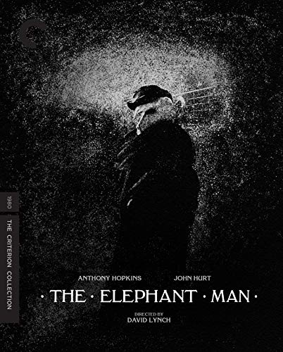 Elephant Man (criterion) Hurt Hopkins Bancroft Blu Ray Criterion