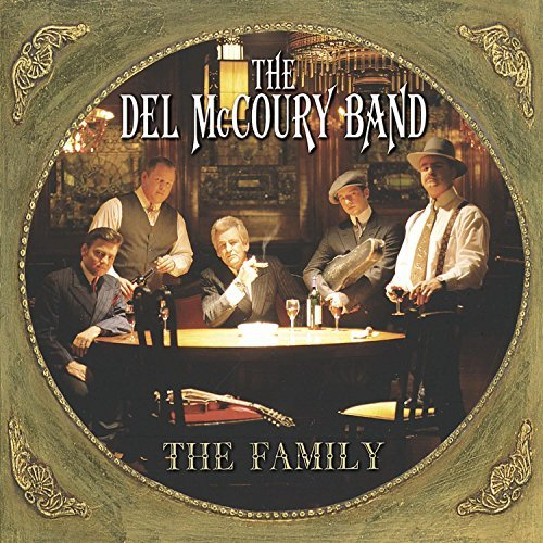 The Del Mccoury Band Family