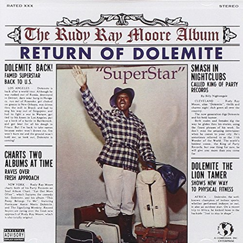 Rudy Ray Moore Return Of Dolemite