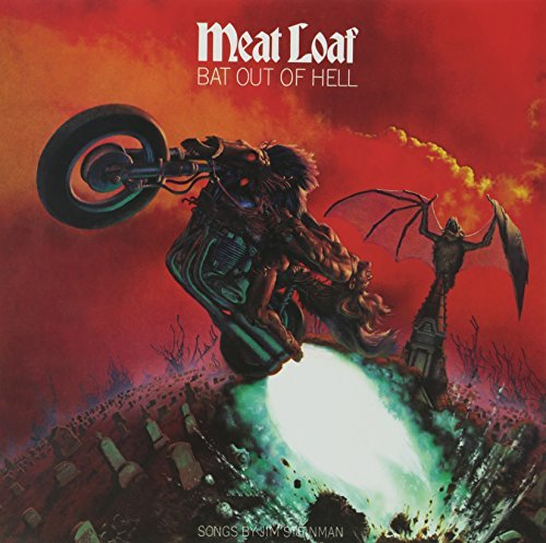 Meat Loaf Bat Out Of Hell 180gm Vinyl