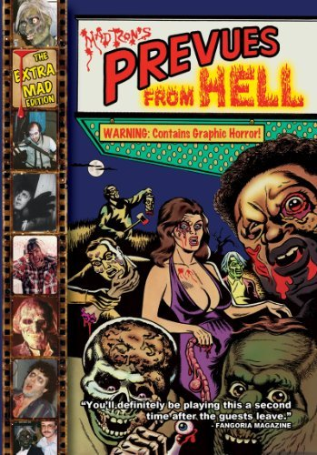 Mad Ron's Prevues From Hell Mad Ron's Prevues From Hell Clr Bw Nr