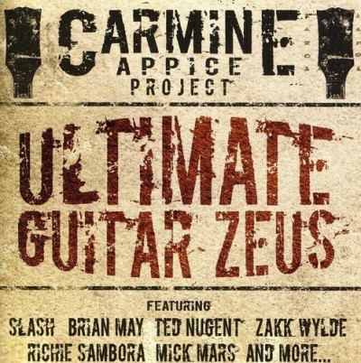 Carmine Project Appice Ultimate Guitar Zeus