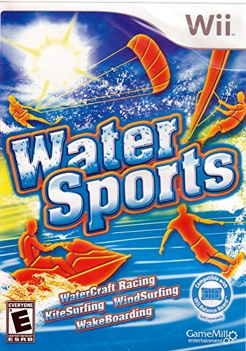 Wii Water Sports