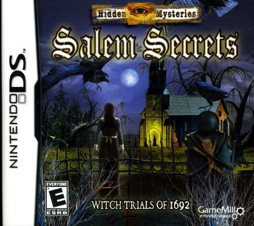Nintendo Ds Salem Witch Trials Cokem International Ltd. E