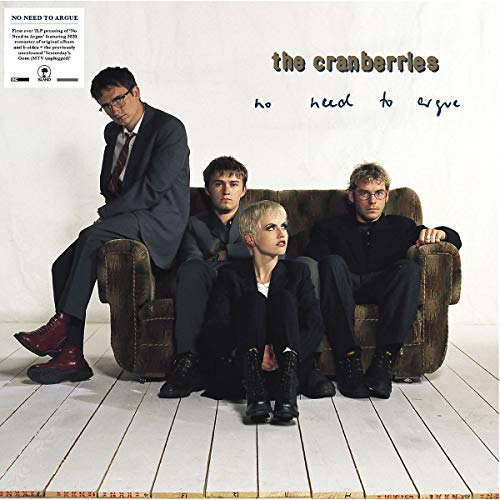 the-cranberries-no-need-to-argue-2-lp-deluxe-edition