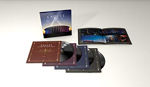 Eagles Live From The Forum Mmxviii 4 Lp 180g