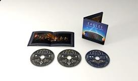 Eagles Live From The Forum Mmxviii 2 CD + Blu Ray
