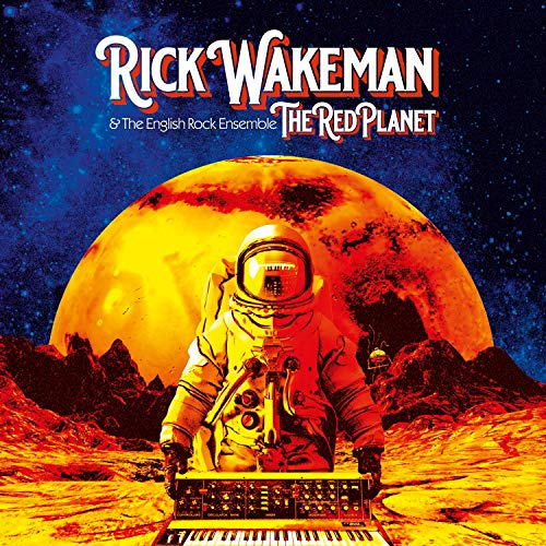 Rick Wakeman Red Planet