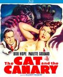 The Cat And The Canary Hope Goddard Blu Ray Nr
