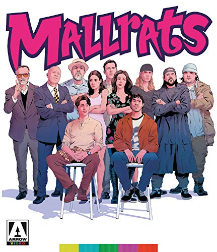 Mallrats (arrow Edition) London Lee Doherty Blu Ray R