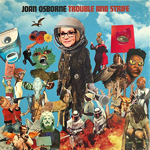 Joan Osborne Trouble & Strife