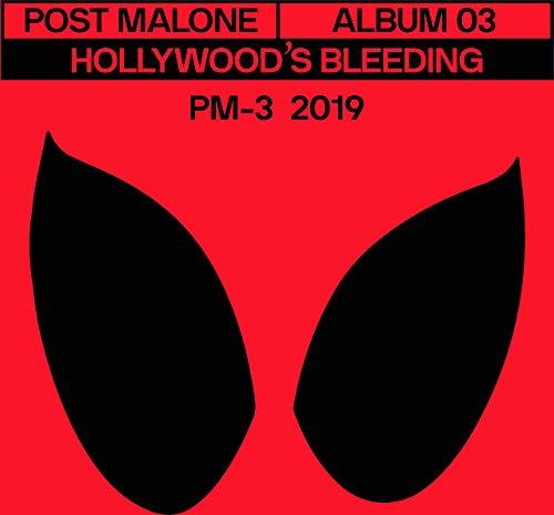 """Post Malone/Sunflower - 3"""" Single"""