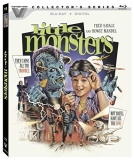 Little Monsters Savage Mandel Blu Ray Dc Pg
