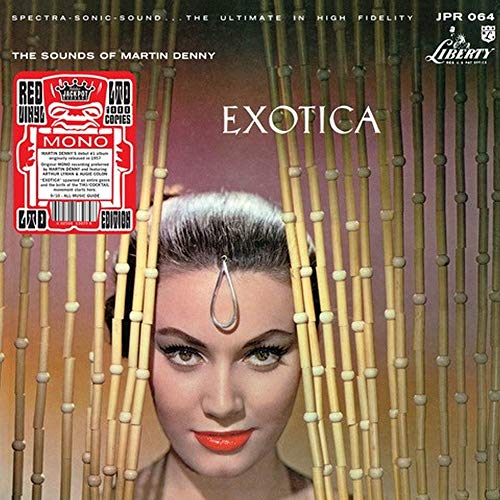 Martin Denny Exotica (red Vinyl) Amped Exclusive