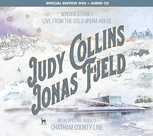 Judy Collins & Jonas Fjeld Winter Stories Live From The