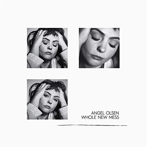 Angel Olsen Whole New Mess (clear Smoke Translucent Vinyl)