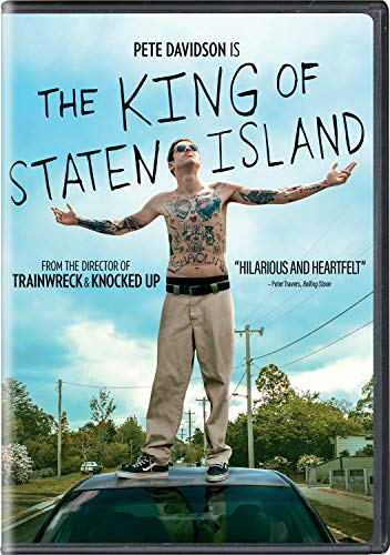 The King Of Staten Island Davidson Powley DVD R