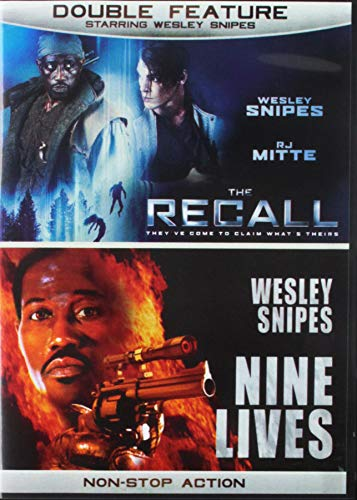 Wesley Snipes Double Feature Wesley Snipes Double Feature (the Recall Nine Lives)