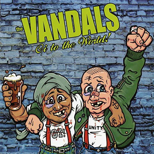 Vandals Oi To The World Amped Exclusive