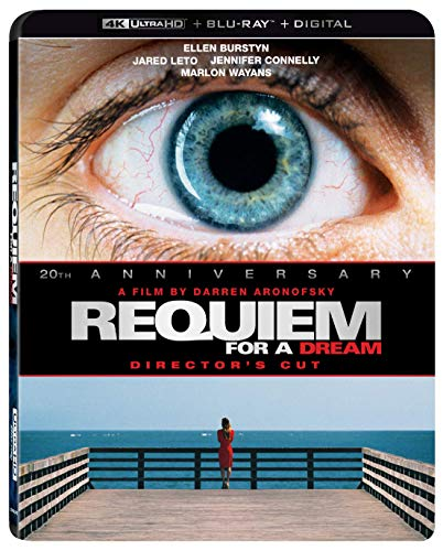 Requiem For A Dream Burstyn Leto Connelly Wayans 4kuhd R