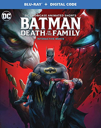 Batman Death In The Family Batman Death In The Family Blu Ray Dc Nr