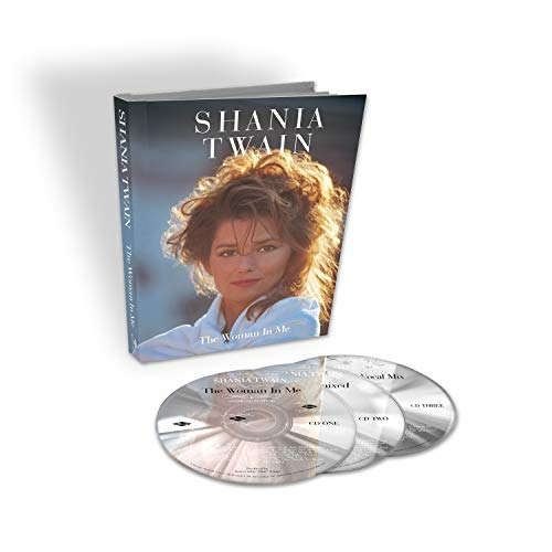Shania Twain The Woman In Me 3 CD Super Deluxe Diamond Edition