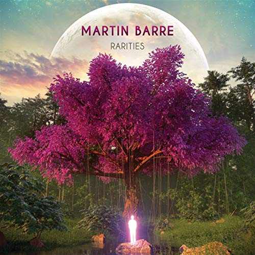 Martin Barre Rarities (crystal Clear Vinyl)